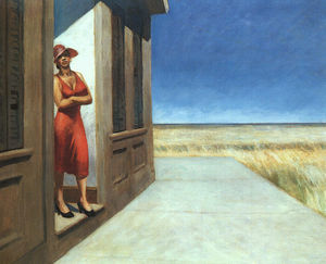 Edward Hopper - Carolina Mattino