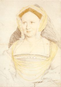 Hans Holbein The Younger - Untitled (316)