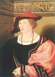 Hans Holbein The Younger - senza titolo 973