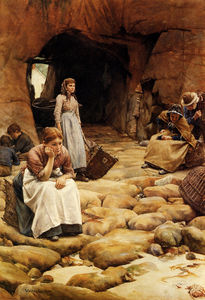 Walter Langley - Nel canna  stagione