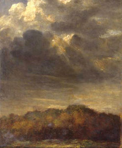 George Frederic Watts - studio di cloud
