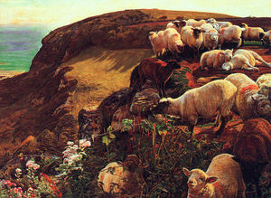 William Holman Hunt - In inglese Coste