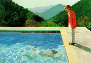David Hockney - unirsi 2   figure
