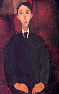 Amedeo Modigliani - Modigiliani , Amedeo )