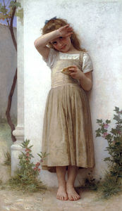 William Adolphe Bouguereau - En Penitenza