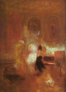 William Turner - la musica partito
