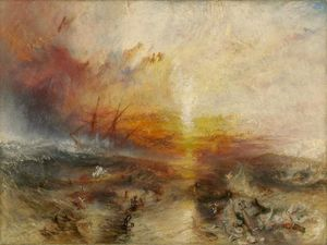 William Turner - La nave di schiavi