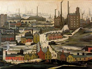 Lawrence Stephen Lowry - senza titolo (790)