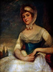 George Romney - Mrs hugh williams