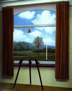 Rene Magritte - La Stato humaine