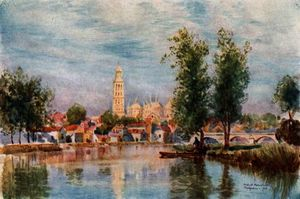 Herbert Menzies Marshall - Perigueux dal Fiume