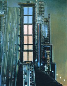 Wayne Thiebaud - Untitled (190)