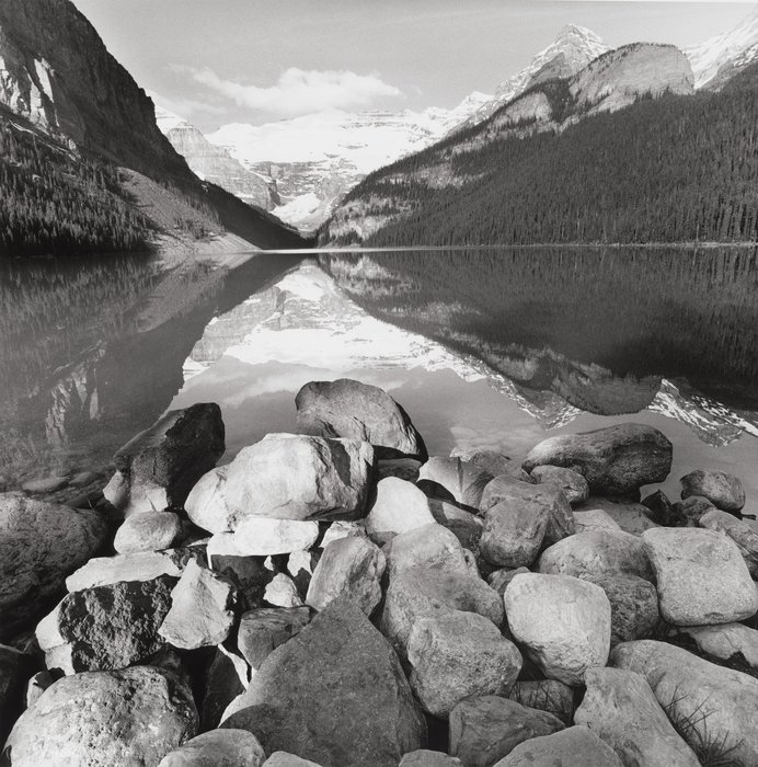 Lake Louise, Canada di Lee Friedlander | WahooArt.com