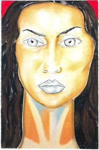 Francesco Clemente - Untitled (520)