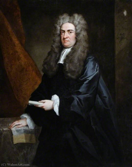 William Rogers di Dowdeswell, Maestro presso l Alta Corte di Chancery di John Vanderbank (1694-1739, United Kingdom)