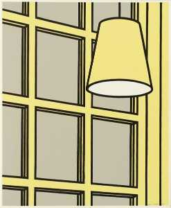 Patrick Caulfield - interni mattino