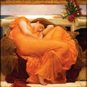 Lord Frederic Leighton - Flaming giugno