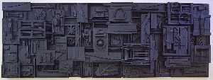 Louise Nevelson - assoluto cattedrale