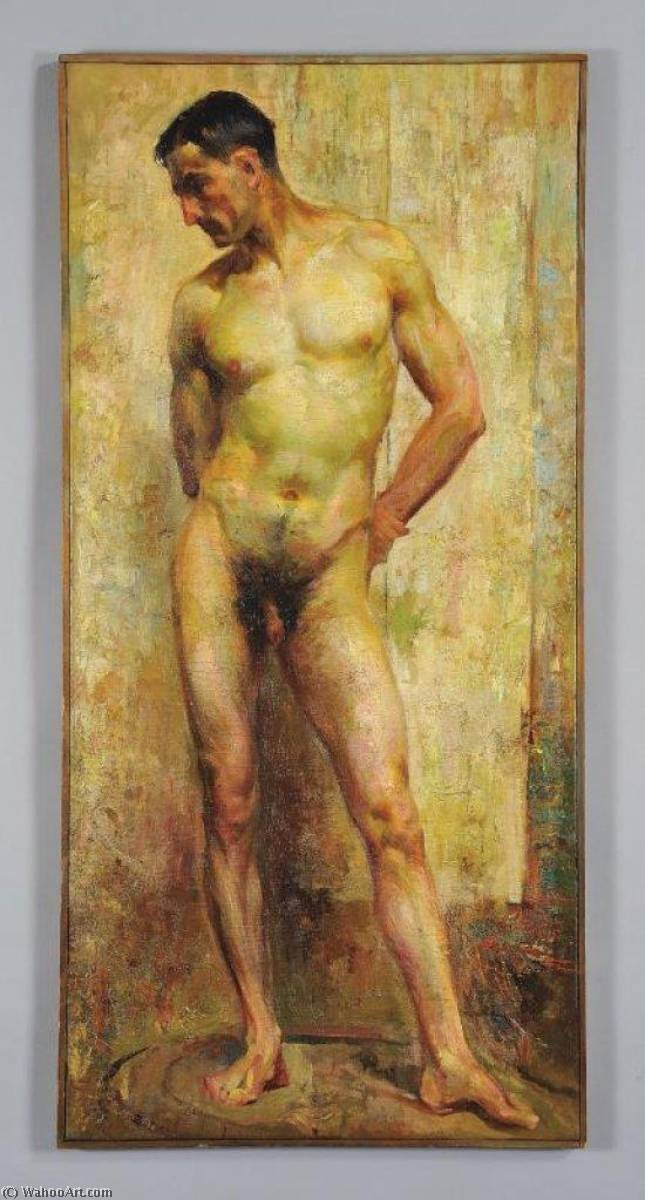 Ordinare Riproduzioni Di Quadri Famosi : nudo maschile di Cesare ...
