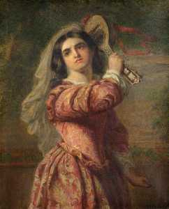 William Powell Frith - Katharina