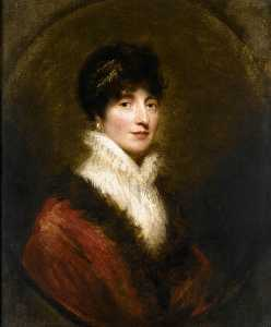 William Beechey - Ritratto margaret stirling di Ardoch ( d . 1849 )