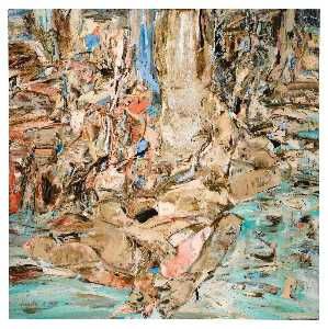 Cecily Brown - Temporale d'estate