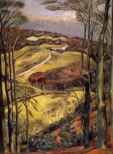 Paul Nash - Berkshire Bassi