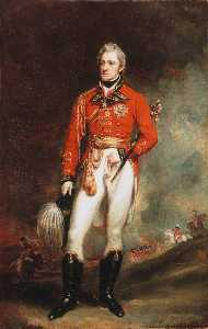 Martin Archer Shee - Importanti generale sir Tommaso Munro ( 1761–1827 ) , KCB , Governatore di Madras , in generale Officer's Uniforme