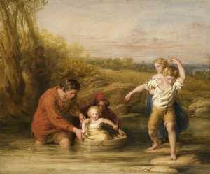 William Mulready The Younger - Il primo viaggio