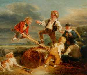 William Mulready The Younger - Vedere Saw