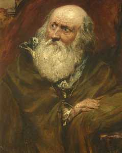 William Etty - charles kean come re lear