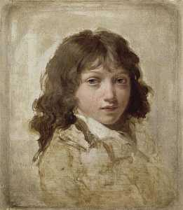 Louis Léopold Boilly - RITRATTO D'UN FILS BOILLY
