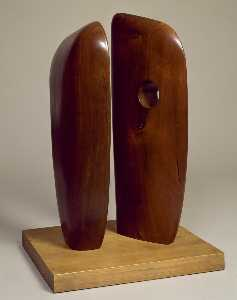 Dame Barbara Hepworth - Forme in echelon