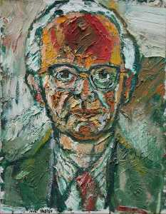 John Randall Bratby - il dottor alfred leslie rowse 1903–1997
