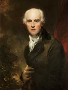 Thomas Lawrence - joseph farington ( 1747–1821 ) , RA