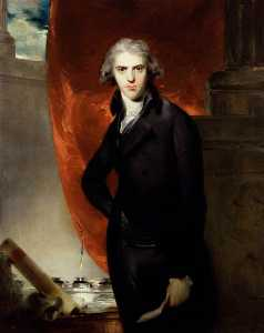 Thomas Lawrence - robert jenkinson , 2nd Conte di Liverpool