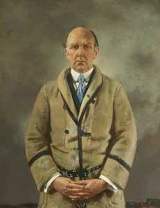 William Newenham Montague Orpen - Leonard Un . scott stokes ( 1858–1925 ) , PRIBA , RGM