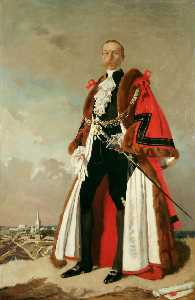 William Newenham Montague Orpen - ernest egbert blyth ( 1857–1934 ) , ultimo sindaco primo signore Sindaco di norwich ( 1910 )