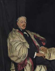 William Newenham Montague Orpen - charles villiers stanford ( 1852–1924 ) , Trinità Università Organista e compositore