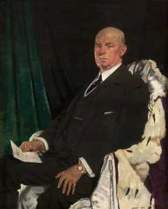William Newenham Montague Orpen - Signore Tommaso Paxton ( 1860–1930 ) , Signore Rettore di Glasgow ( 1920–1923 )