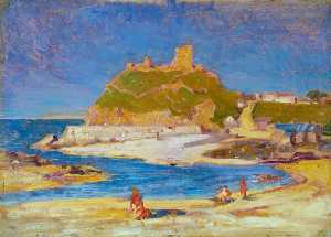 Christopher Williams - Criccieth Castello