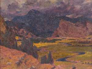 Christopher Williams - Tempesta su cader idris