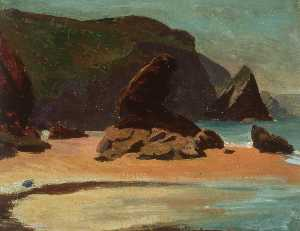 Christopher Williams - Llangrannog
