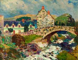 Christopher Williams - Llwyngwril , vicino a barmouth