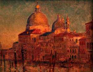 Christopher Williams - Babbo Maria della Salutare , Venezia