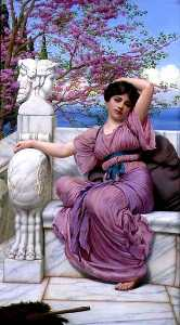 John William Godward - Stanchezza