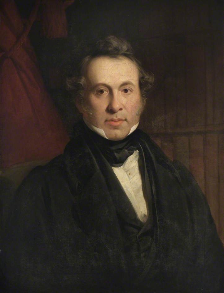 james copland ( 1791–1870 ), olio su tela di Henry Room