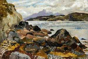 Mary Nicol Neill Armour - rhum di skye