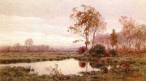 Henry Farrer - crepuscolo