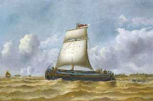 Ruben Chappell - l'humber 'Keel Willie'